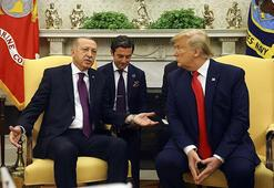 Son dakika... Cumhurbaşkanı Erdoğan ve Trump arasında önemli görüşme: Corona virüs mesajı
