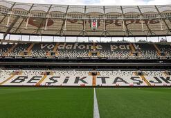 Beşiktaş taraftarının maketleri Vodafone Park tribünlerine koyulacak
