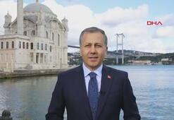 İstanbul Valisi Ali Yerlikayadan Ramazan Bayramı mesajı