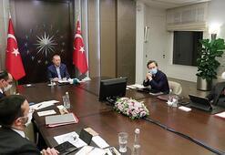 Son dakika Cumhurbaşkanı Erdoğandan corona virüs açıklaması: Dünya bizi dikkatle takip edip örnek alıyor