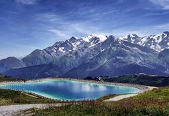 Avrupanın zirvesi Mont Blanc