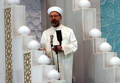 Diyanet İşleri Başkanı Erbaş Ramazan Bayramı hutbesini okudu