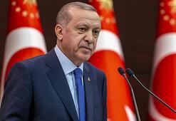 Cumhurbaşkanı Erdoğandan Ramazan Bayramı tebriği