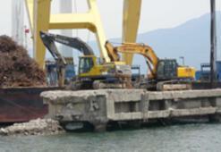 17 Ağustos Kocaeli depreminin denizdeki izi yıkıldı
