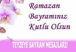 Teyzeye bayram mesajları Halaya-teyzeye bayram kutlama mesajı...
