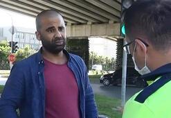 Son dakika... Yer: Antalya Polis gelince gazeteciyim dedi ama...