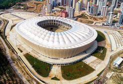 Yeni Adana Stadının koltuk sayısı ve renkleri belli oldu