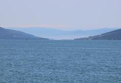 Uludağ, Bostancı Sahilinden görüntülendi