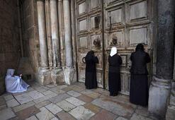 Kıyamet Kilisesi, 2 ay sonra ibadete açıldı