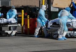 Son dakika... ABDde corona virüs nedeniyle ölenlerin sayısı, 98 bin 706ya yükseldi