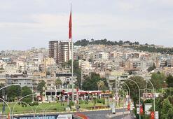 Şanlıurfada 1 mahalle ile 8 bina corona virüs nedeniyle karantinaya  alındı