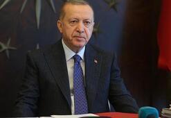 Son dakika haberi... Cumhurbaşkanı Erdoğandan dünyaya Filistin mesajı: Kimseye peşkeş çekilmesine göz yummayacağız