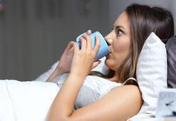 Uykunuzu kaçırmak için kahve içmeyin İşte zararları