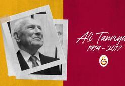 Galatasaray, eski başkanlarından Ali Tanrıyarı andı