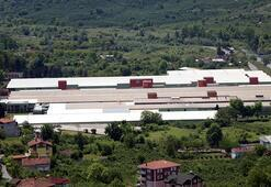 Corona tespit edilen fabrikadaki 11 işçinin tedavisi sürüyor