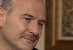 İçişleri Bakanı Süleyman Soylu anlatırken gözyaşları içinde kaldı