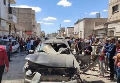 El Babda patlama: 1 yaralı