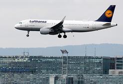 Almanyada hükümet ile Lufthansa arasında anlaşma sağlandı