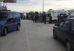 Samsunda baltalı ve bıçaklı aile kavgası 1 ölü, 2 yaralı