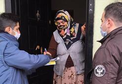 1000 TL sosyal yardım parası başvuru sonuçları açıklandı mı Pandemi sosyal yardım sorgulama ekranı...