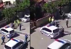 Tekirdağda aşırı güç kullanan polisler açığa alındı