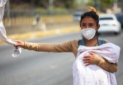 Beyaz bayraklar salgının ölümcül yan etkisine işaret ediyor: Açlık