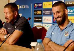 Diego Simeoneden eleştirilere yanıt Arda Turan...