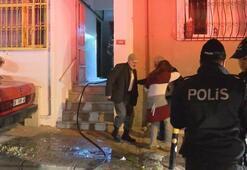 İstanbulda şüpheli yangın