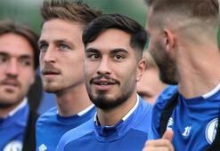 Schalkede Suat Serdar sezonu kapattı