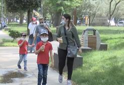 Sokağa çıkma izni 0-14 yaş arası çocuklar için başladı 0-14 yaş arası çocukların sokağa çıkma izinleri saat kaçta sona erecek