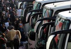 Otobüs seferlerinin başlayacağı tarihe ilişkin 4 büyük otobüs firmasından son dakika açıklaması İşte seferlerin başlayacağı tarih....