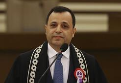 Anayasa Mahkemesi Başkanı Arslandan Corona virüsler ortak mücadele mesajı