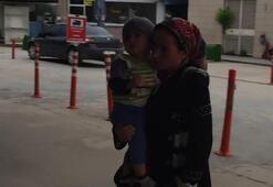 Çamaşır suyu içen 1 yaşındaki Kadir, tedaviye alındı
