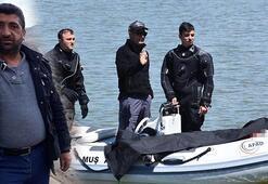 Son dakika... Kepçe ile baraj gölüne düşen operatörün cansız bedeni bulundu