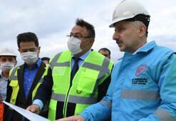 Ankara-Sivas YHT projesinde çalışmalar devam ediyor