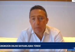 Son dakika - Fenerbahçe Başkanı Ali Koç: Süper Ligi oynatmak en doğru karar
