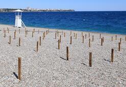 Son dakika... Dünyaca ünlü sahilde yeni normal kuralları belli oldu