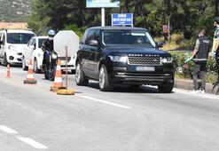 Son dakika | Seyahat yasağını VIP araçlarla deldikleri iddiasına Bodrum Kaymakamlığından açıklama