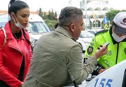 Son dakika İstanbulda kısıtlamaya rağmen sokağa çıkanlara ceza