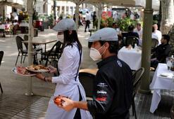 İspanyada aşçılar önlük bıraktı