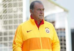 Galatasaray kuvvet ve taktik çalıştı