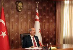 KKTC Başbakanı Tatar: Türkiye sayesinde ikinci bayramı yaşıyoruz