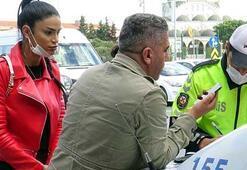 İstanbulda kısıtlamaya rağmen sokağa çıkanlara ceza yağdı