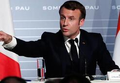 Macron 8 milyar euroluk dev desteği açıkladı