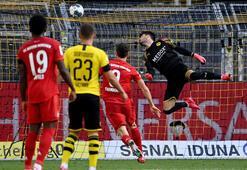 Borussia Dortmund-Bayern Münih: 0-1