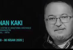Bakan Kocadan hayatını kaybeden Doktor Sinan Kakı paylaşımı