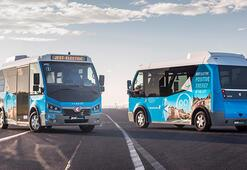 Karsan, Portekize elektrikli minibüs satacak