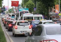 Son dakika... Kısıtlama sonrası bu sabah İstanbul