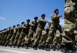 Asker alımları ne zaman başlıyor Askerlik yerleri ne zaman açıklanacak