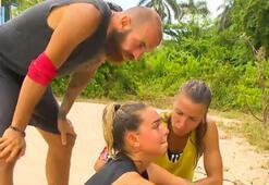 Survivor Aycanın gözyaşları: Olmuyor artık, bitti